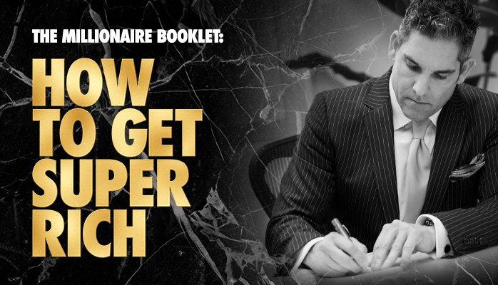 Get super rich