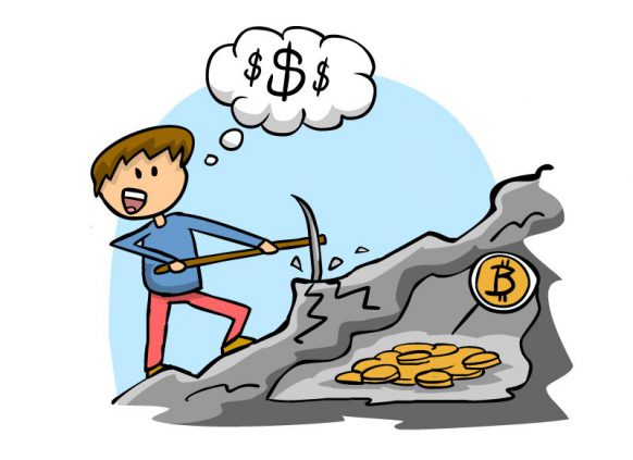 money mining bitcoin