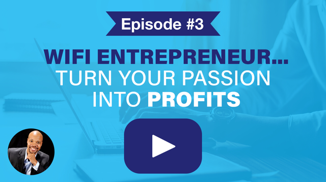 Tre Mathis Turn Your Passion Into Profits Episode 3