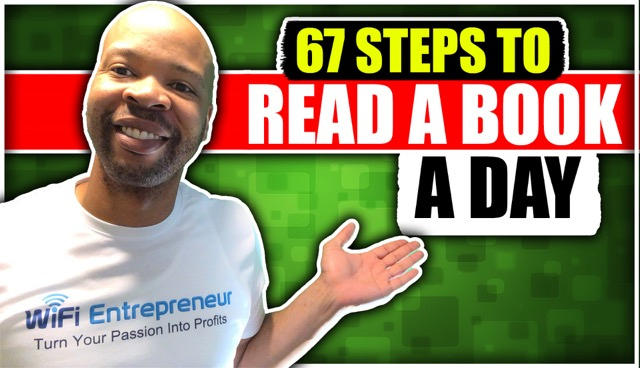 steps to read a book