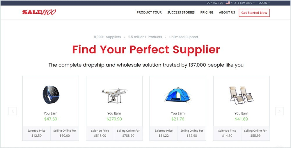 best dropshipping suppliers usa