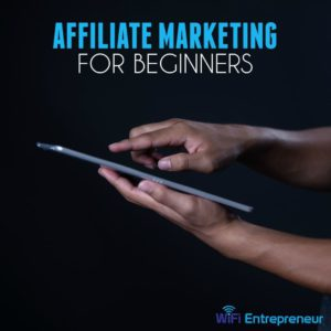 affiliate marketing for beginners image