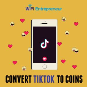 money on tik tok image