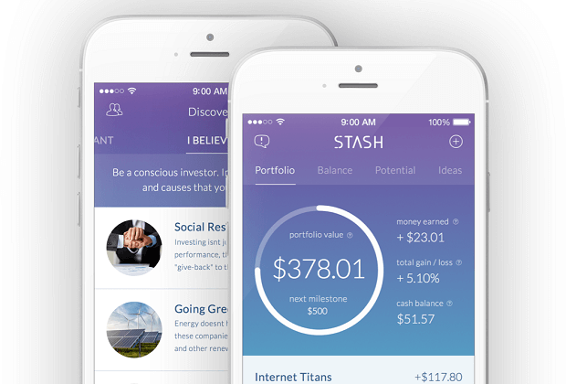 stash app review image