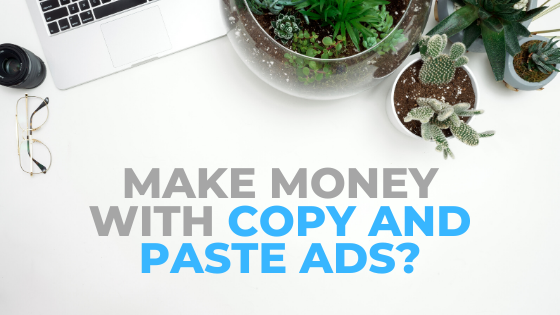 copy and paste ads review
