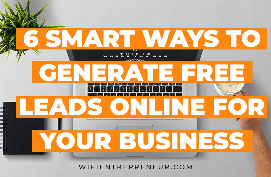 generate leads for free