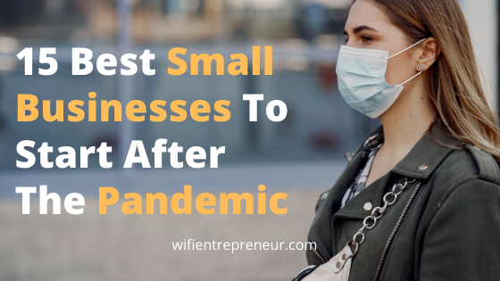 post pandemic businesses