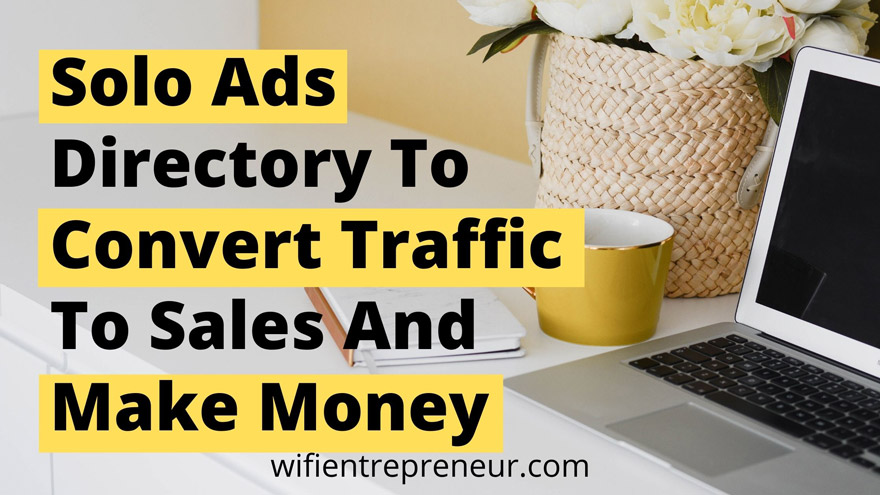 Solo Ads directory