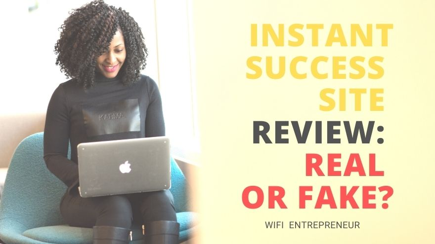 instant success site review