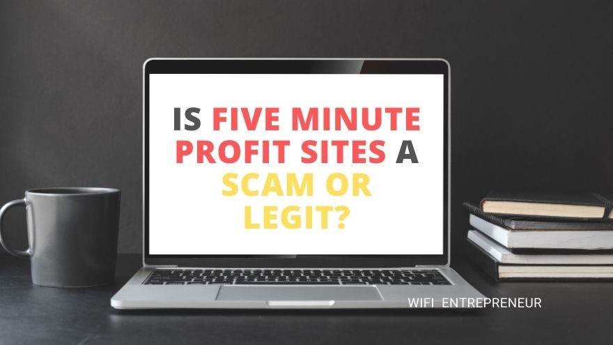 five minute profit site review