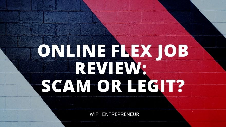 Online flex job review