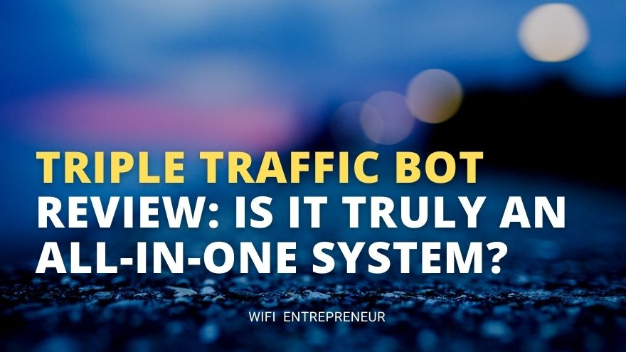 Triple Traffic Bot Review