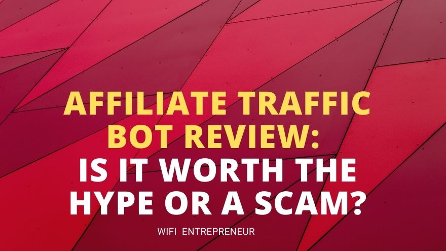 Affiliate traffic bot review