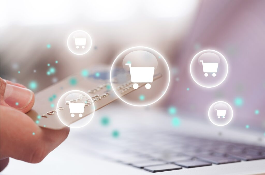 drop shipping online from home